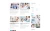 Responsivt Medina - Diagnostic Center Multipage HTML Hemsidemall En stor skärmdump