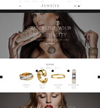 Jewelry OpenCart  Template 55818