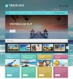 Travel PSD  Template 55833