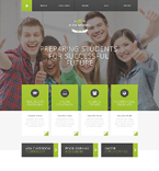 Education PSD  Template 55834