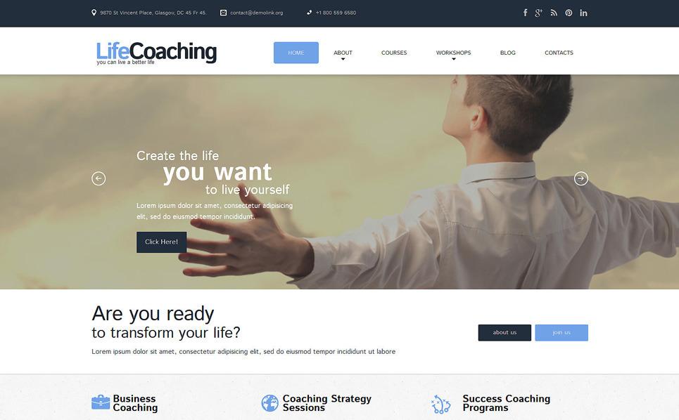 Life coaching PSD sablon New Screenshots BIG