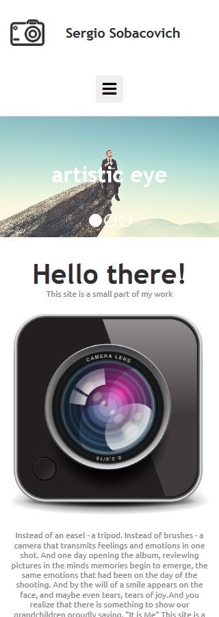 Smartphone Layout 1