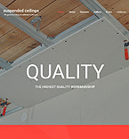 Architecture Moto CMS 3  Template 55846