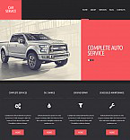 Cars Moto CMS 3  Template 55856
