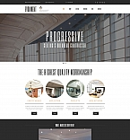 Architecture Moto CMS 3  Template 55859