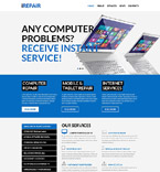 Computers PSD  Template 55863