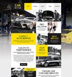 Cars PSD  Template 55866
