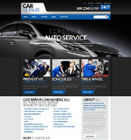 Cars PSD  Template 55869