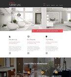 Furniture PSD  Template 55875