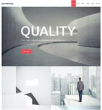 Architecture PSD  Template 55886