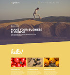 Agriculture PSD  Template 55895