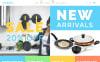 Responsivt Cookware WooCommerce-tema New Screenshots BIG