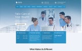 """""""Centre de diagnostic médical"""" modèle web adaptatif"""