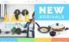 """""""Cookware"""" - адаптивний WooCommerce шаблон New Screenshots BIG"""