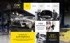 Plantilla PSD para Sitio de Reparación de coches New Screenshots BIG