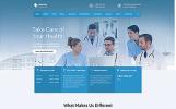 """Website Vorlage namens """"Medina - Diagnostic Center Multipage HTML"""""""