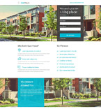 Real Estate PSD  Template 55906
