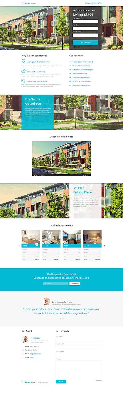 PSD макет сайта №55906