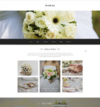 Wedding PSD  Template 55926