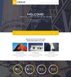 Architecture PSD  Template 55941