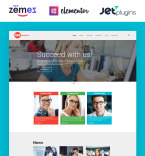 WordPress Template 55944