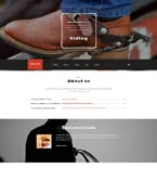 Agriculture WordPress Template 55947