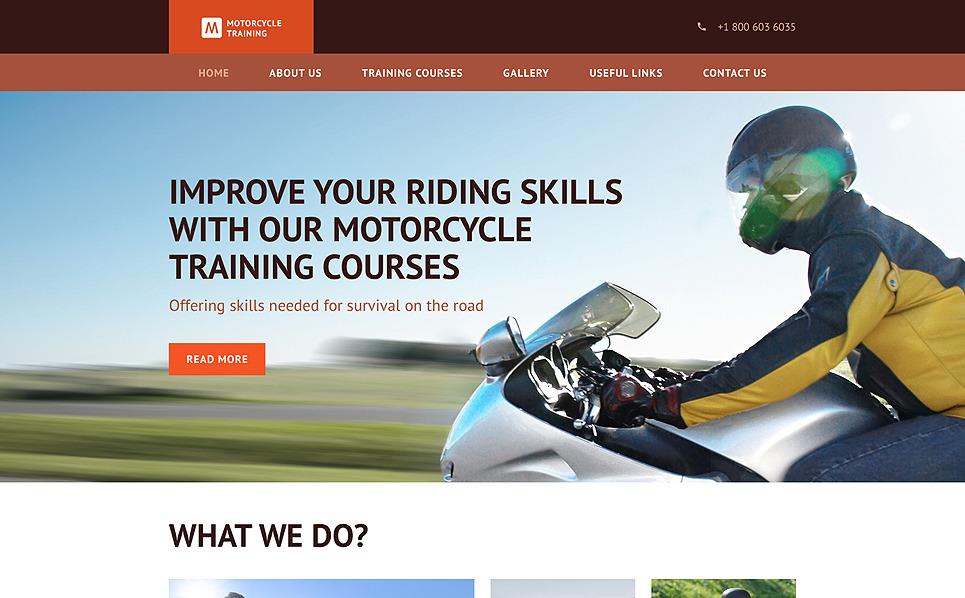 Responzivní Šablona webových stránek na téma Auta New Screenshots BIG