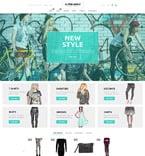 Fashion PrestaShop Template 55952