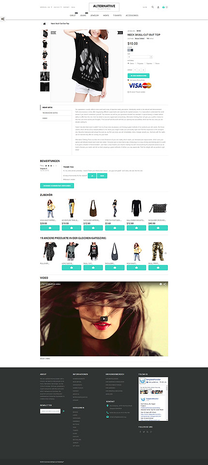 ADOBE Photoshop Template 55952 Home Page Screenshot