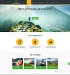 Sport Website  Template 55953