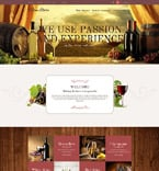 Food & Drink Magento Template 55961