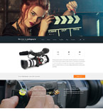 Art & Photography WordPress Template 55962