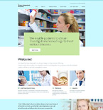 Medical Website  Template 55968