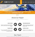 Cars Moto CMS 3  Template 55988