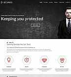 Security Moto CMS 3  Template 55999