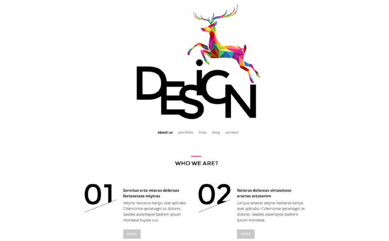 Design Psd Template New Screenshots