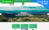 Responsive Moto CMS 3 Template over Milieu New Screenshots BIG