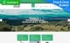Reszponzív Környezet témakörű  Moto CMS 3 sablon New Screenshots BIG