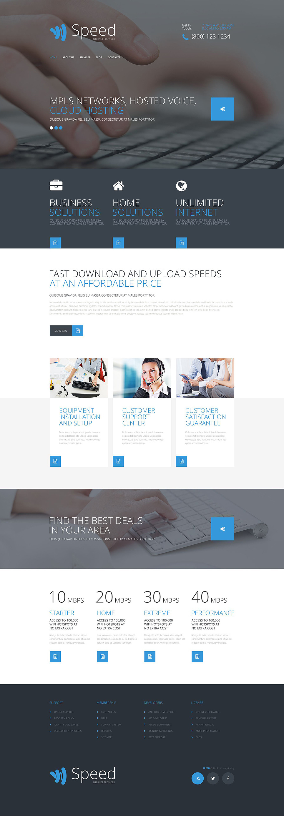Speed PSD Template New Screenshots BIG
