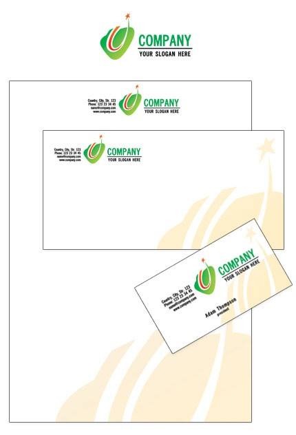 Corporate Identity 5603 Screenshot