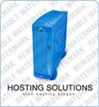 Web Hosting Logo  Template 5635