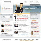 denver style site graphic designs business company corporate corporative site product service solution career market