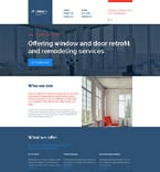 Furniture Website  Template 56018