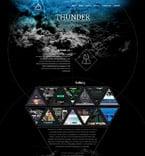 Web design Website  Template 56023