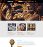 Religious Website  Template 56030