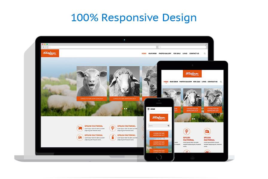 Modèles HTML5 Agriculture #56031