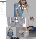 Fashion Shopify Template 56037