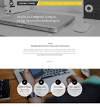 Web design WordPress Template 56038