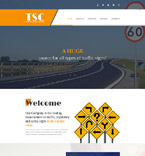 Education Website  Template 56039