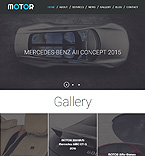 Cars Moto CMS 3  Template 56060